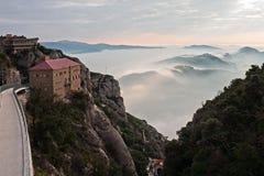 Methoden zu Montserrat Stockfoto