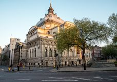 Methodist Central Hall Building In City Of Westminster, London Royalty Free Stock Photos