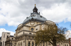 The Methodist Central Hall in the City of Westminster, London. Royalty Free Stock Image