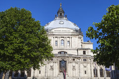 Methodist Central Hall in London Royalty Free Stock Photos
