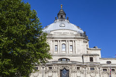 Methodist Central Hall in London Royalty Free Stock Images