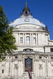 Methodist Central Hall in London Stock Image