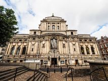 Methodist Central Hall in London, hdr Stock Photos