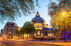 Methodist Central Hall, Westminster - London Royalty Free Stock Images