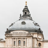 Methodist Central Hall Westminster Royalty Free Stock Image