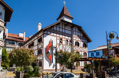 Methodist Church Gramado Brazil Royalty Free Stock Photography