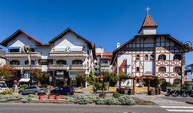 Methodist Church Gramado Brazil Royalty Free Stock Images