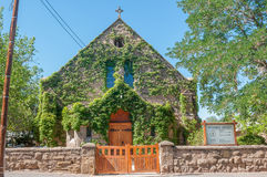 Methodist Church in Oudtshoorn Stock Photography