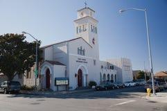 Methodist church Royalty Free Stock Image