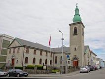 Methodist church in Stavanger Royalty Free Stock Photo
