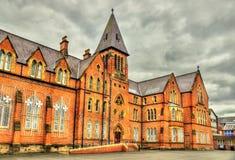 Methodist College in Belfast Royalty Free Stock Image