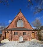 Methodist kerk Royalty-vrije Stock Afbeeldingen