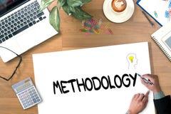 METHODOLOGY stock image