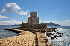 Methoni castle Royalty Free Stock Photography