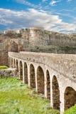 Methoni Venetian Fortress Stock Images