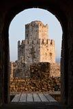 Methoni Venetian fortress Royalty Free Stock Photo