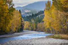 Methow River Royalty Free Stock Images