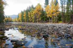 Methow River Royalty Free Stock Image