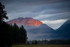 Methow Valley Sunrise Royalty Free Stock Photo