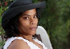 Metis woman Stock Photo