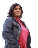 Metis woman Royalty Free Stock Image