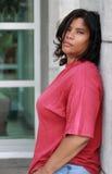 Metis woman Stock Image