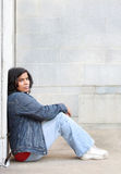 Metis woman Royalty Free Stock Images