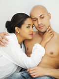 Metis young couple Royalty Free Stock Images