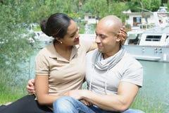 Metis young couple Stock Photos