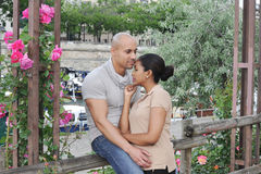 Metis young couple Royalty Free Stock Photos