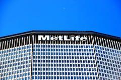 MetLife Building royalty free stock image