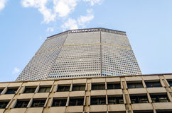 The Metlife Building, Park Avenue, Royalty Free Stock Photos