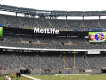 MetLife Stadium - New York Jets Giants Royalty Free Stock Image