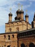 Metochion patriarcal de Krutitsy d'église d'hypothèse photo libre de droits
