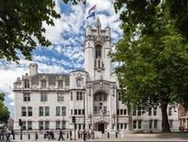 Metodist centrala Hall Westminster London England Fotografering för Bildbyråer