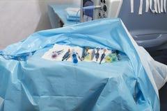 Metodo chirurgico sostituibile della lente cristallina Fotografie Stock Libere da Diritti