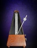 Metrónomo de la música fotografía de archivo libre de regalías