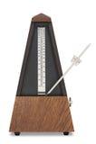 Metrónomo musical imagenes de archivo