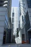 A metrópole moderna Imagem de Stock