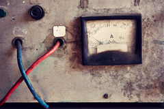 metr elektryczne Zdjęcie Stock