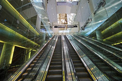 Metra convention center w W centrum Toronto lokalizuje obok CN wierza 7-27-2018 Zdjęcie Stock