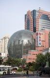 Metra miasto, Szanghaj Zdjęcie Royalty Free
