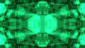 Metragem video animado colorida do fundo filme
