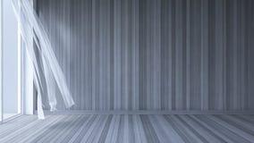 metraggio della rappresentazione 3ds dei ciechi di salto archivi video