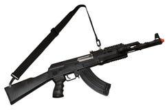 Metralhadora de AK-47 do Kalashnikov Foto de Stock