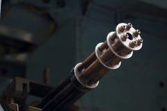Metralhadora velha da guerra de Vietnam Imagem de Stock Royalty Free