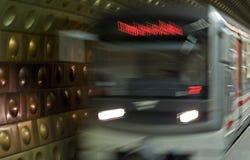 metro Obrazy Stock