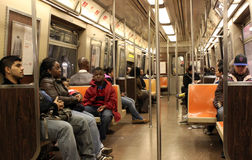 metro Royaltyfria Foton