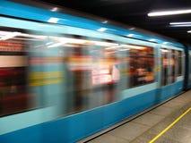 Metro Imagenes de archivo