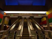 metro Arkivbild